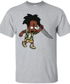 21 Savage Simpson Kill by Knife Classic T-Shirt amazon best seller