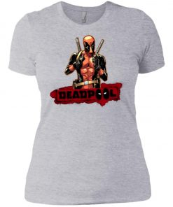 Deadpool Cool Guy Women's T-Shirt Amazon Best Seller