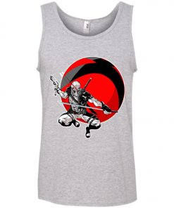 Deadpool Gun And Sword Tank Top Amazon Best Seller