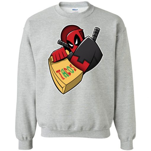 Deapool Tacos Sweatshirt Amazon Best Seller