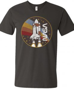 2e6c7ef1abb49 The product is already in the wishlist! Browse Wishlist · NASA Men s Space  V-Neck T-Shirt