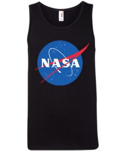 ee01d9b93243f The product is already in the wishlist! Browse Wishlist · NASA Space  Program Distressed Meatball Logo Tank Top