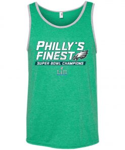 Philly's Finest Superbowl Champions Philadelphia Eagles Tank Top