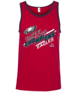 Super Bowl Champion Eagles Tank Top