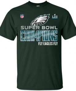 NFL Superbowl Champions Fly Eagles Fly Classic T-Shirt