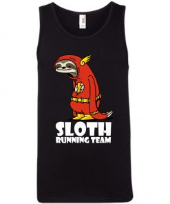 Sloth Running Team Flash Tank Top amazon best seller