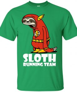 Sloth Running Team Flash Classic T-Shirt
