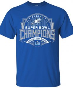 Philadelphia Eagles Champions Fly Eagles Fly Classic T-Shirt