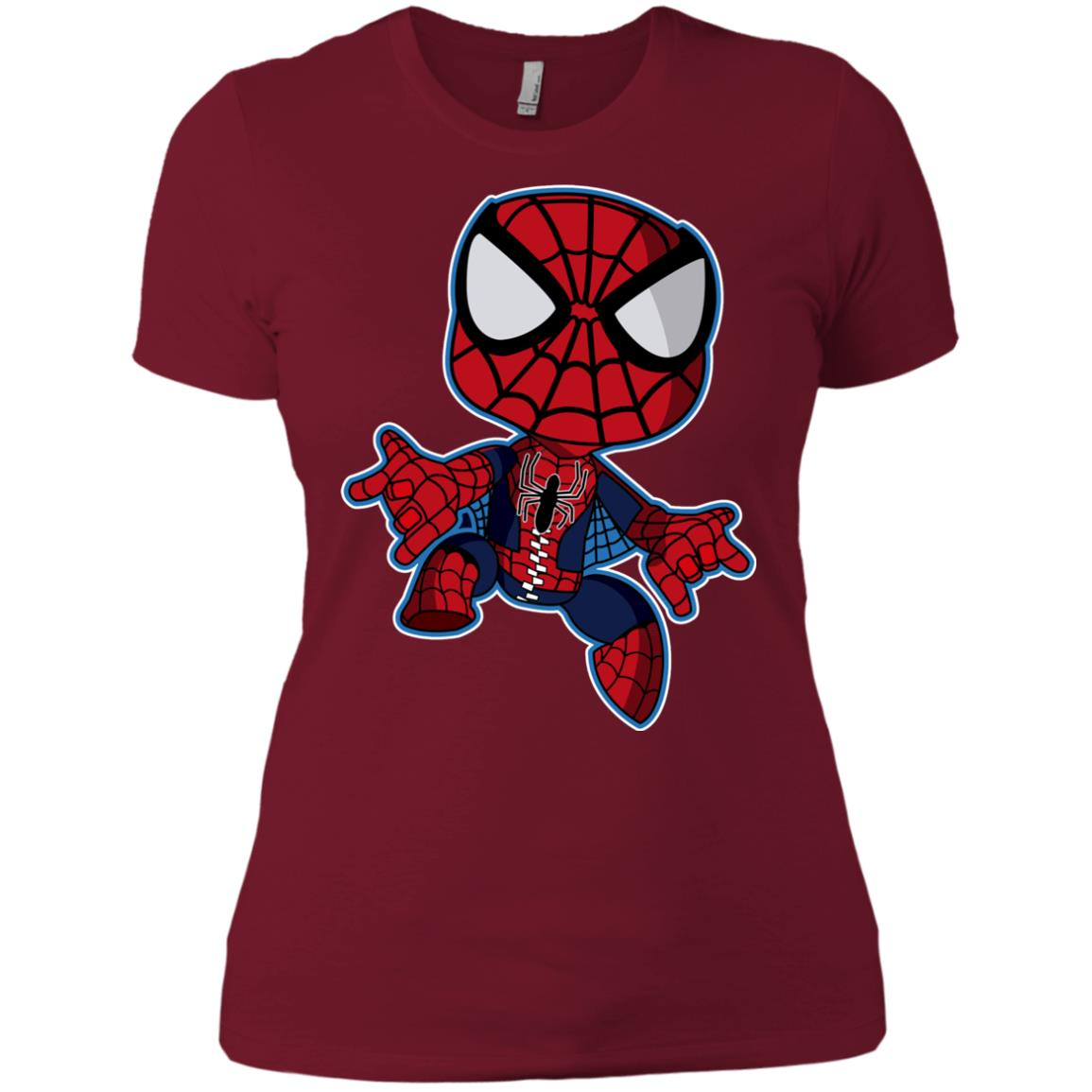 2a0d9860 Spiderman Chibi Women's T-Shirt - UnicornAZ - Fortnite, Sport ...