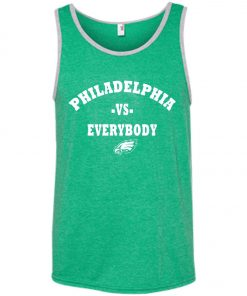 Philadelphia Eagles Vs Everybody Tank Top