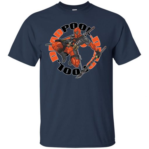 Sword Deadpool Classic T-Shirt