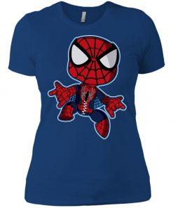 Spiderman Chibi Women's T-Shirt