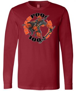 Sword Deadpool Long Sleeve