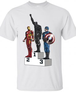1st Black Panther Classic T-Shirt