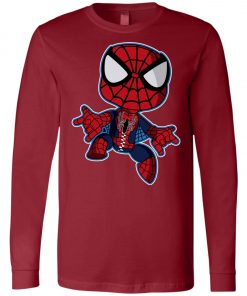 Spiderman Chibi Long Sleeve