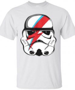 Star Wars Stormtrooper Bowie Classic T-Shirt