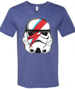 Star Wars Stormtrooper Bowie V-Neck T-Shirt
