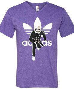 Star Wars Stormtrooper Adidas V-Neck T-Shirt