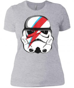 Star Wars Stormtrooper Bowie Women's T-Shirt