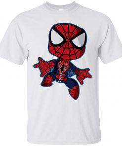 Spiderman Chibi Classic T-Shirt