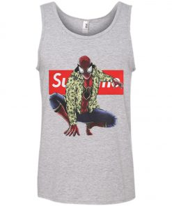 Spider Man Supreme Tank Top