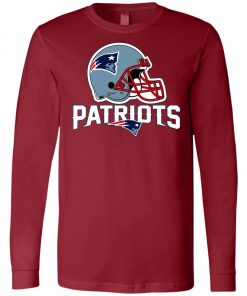 Patriots New England type 3 Long Sleeve