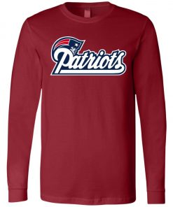 Patriots New England type 2 Long Sleeve