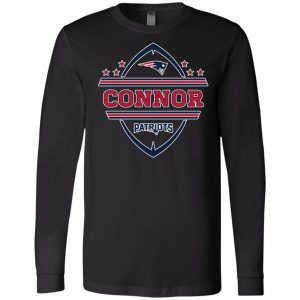 Patriots New England Connor Long Sleeve