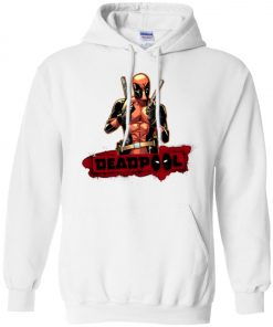 Deadpool Cool Guy Hoodie