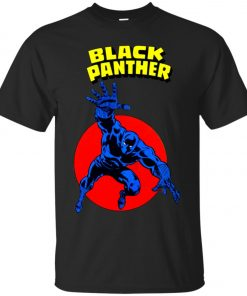 Black Panther Blue Classic T-Shirt