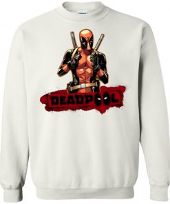 Deadpool Cool Guy Sweatshirt