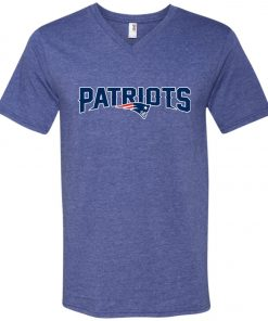 Patriots New England V-Neck T-Shirt