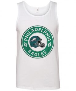 Starbucks Coffee Philadelphia Eagles Tank Top