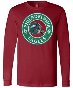 Starbucks Coffee Philadelphia Eagles Long Sleeve