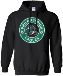 Starbucks Coffee Philadelphia Eagles Hoodie Amazon Best Seller`