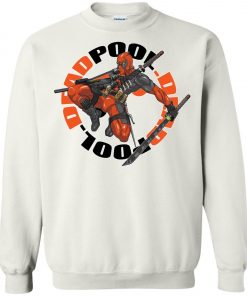Sword Deadpool Sweatshirt