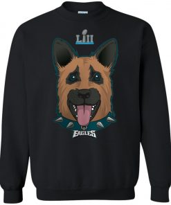 Philadelphia Eagles Dog Sweatshirt