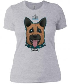 Philadelphia Eagles Dog Women's T-Shirt