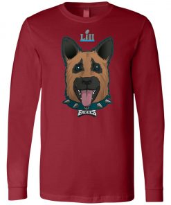 Philadelphia Eagles Dog Long Sleeve