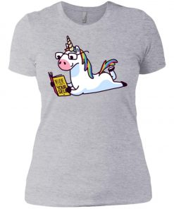Unicorn Believe in Yourself Magically Fabulous II Women's T-Shirt