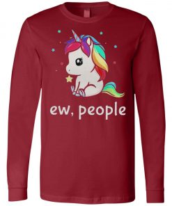 Unicorn Ew People Long Sleeve