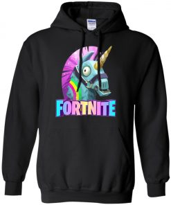 Fortnite Battle Royale Unicorn Rainbow Hoodie amazon best seller