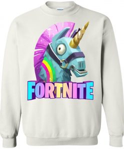 Fortnite Battle Royale Unicorn Sweatshirt