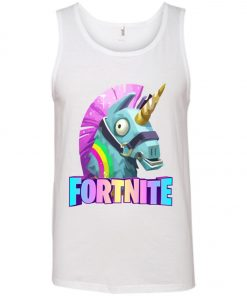 Fortnite Battle Royale Unicorn Tank Top