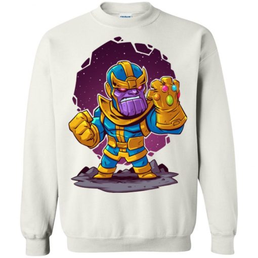 Thanos Infinity Gauntlet Sweatshirt