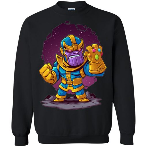Thanos Infinity Gauntlet Sweatshirt amazon best seller
