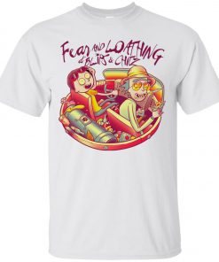 Fear And Loathing At Blips And Chitz Classic T-Shirt
