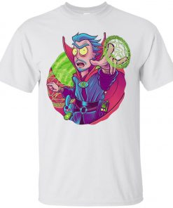 Doctor Sanchez Strange Rick And Morty Classic T-Shirt