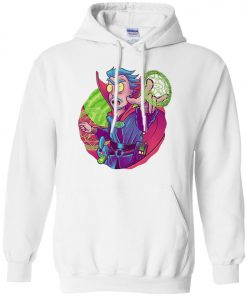 Doctor Sanchez Strange Rick And Morty Hoodie