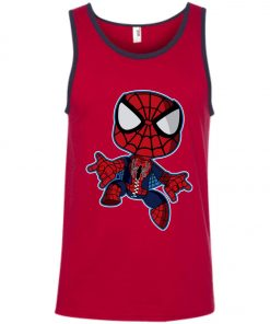 Spiderman Chibi Tank Top